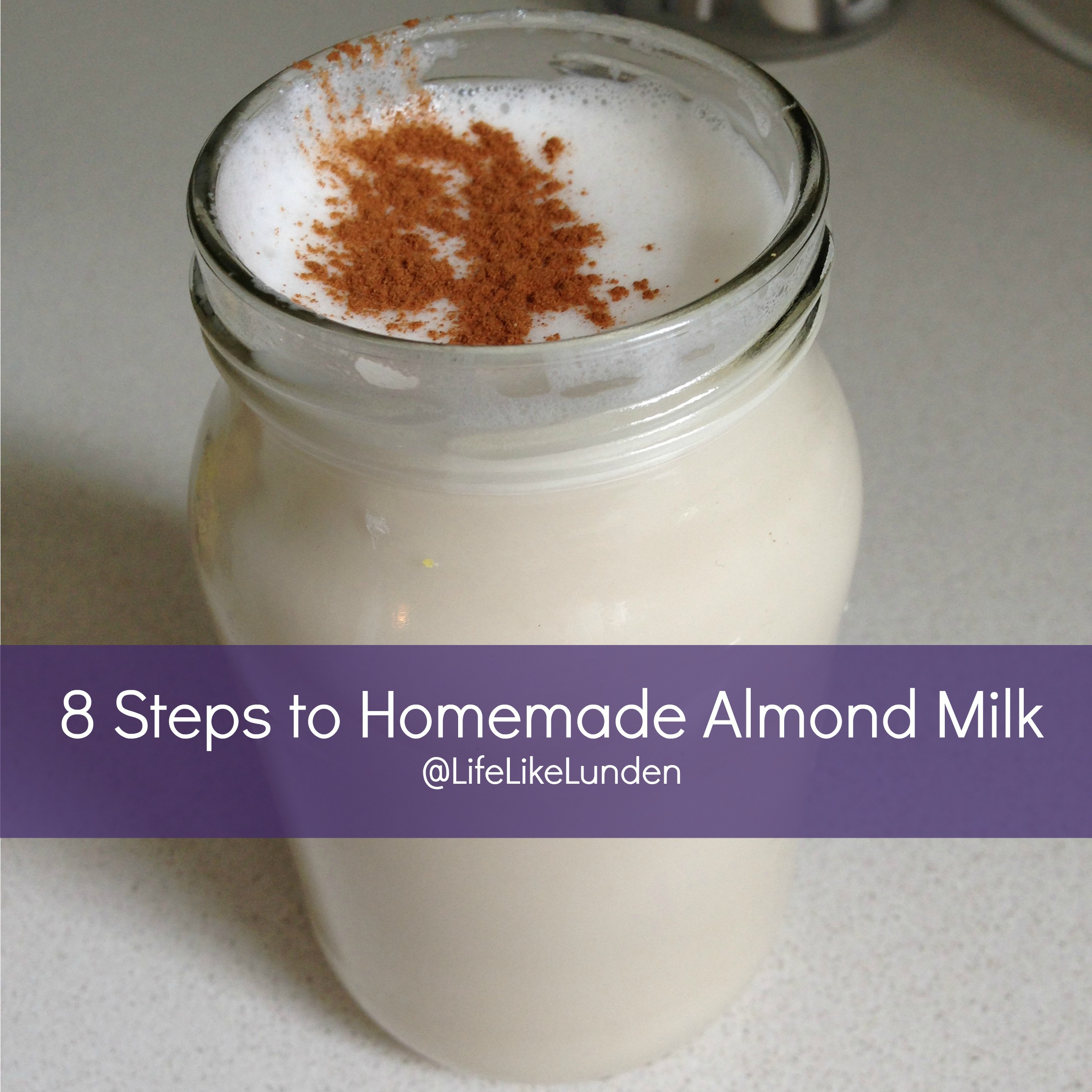 homemade almond milk how to make almond milk like lunden 12282